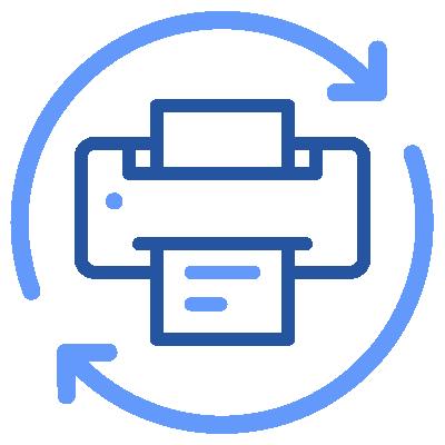 Aluguer de Impressoras